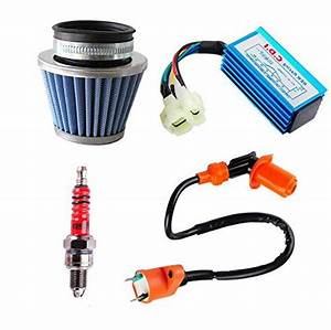 Podoy Gy6 Cdi Ignition Coil Racing 6 Pins