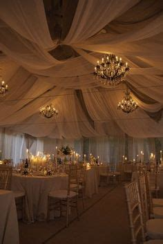 drape lights weddings 1000 ideas about ceiling draping on pipe and