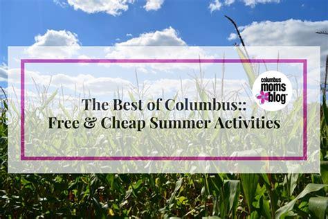 free amp cheap summer activities in columbus 255 | FreeCheapSummerActivities