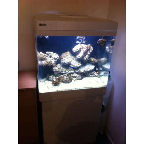 aquarium d eau de mer complet pas cher achat vente priceminister