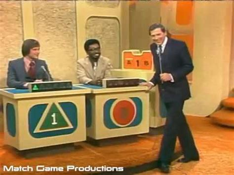 Match Game 77 (episode 875) (two Men Contestants? Part 1) Youtube