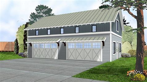 4 car garage cost garage plan 41145 at familyhomeplans