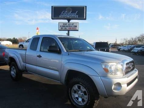Toyota Tacoma 2006 For Sale by 2006 Toyota Tacoma Truck For Sale In Murfreesboro