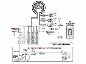 Boss Marine Radio Wiring Diagram