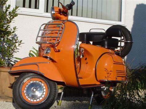 1968 piaggio vespa 150 sprint classic motorcycle