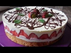 Buttercreme Dr Oetker : erdbeer mascarpone torte rezept i sommertorte i leicht und frisch youtube ~ Yasmunasinghe.com Haus und Dekorationen