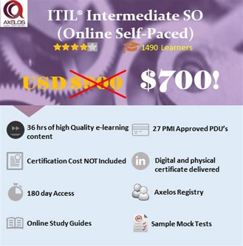 Itil Intermediate Logo For Resume by Itil Intermediate So Icertify