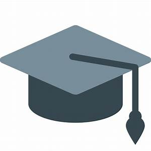 Graduation Cap Icon - Free PNG and SVG Download