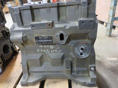 engine john deere  engine block recondition