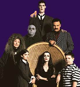 The New Addams Family Cast - Sitcoms Online Photo Galleries