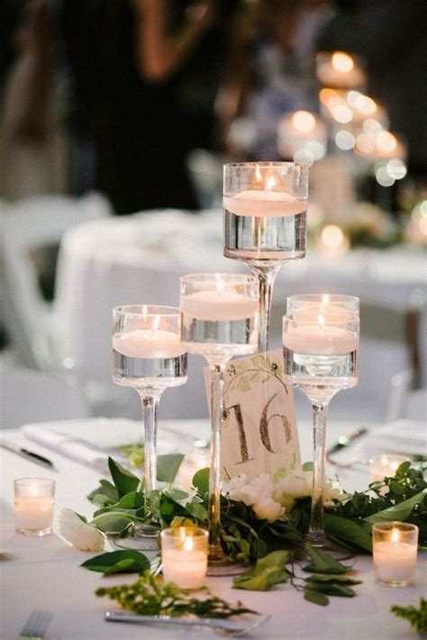20 Floating Wedding Centerpiece Ideas Roses & Rings Part 2