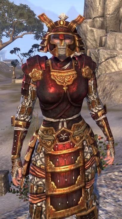 elder scrolls  akaviri rubedite eso fashion