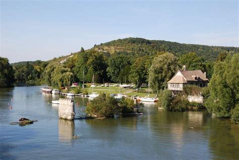 chambres d hotes giverny vernon le vieux moulin sur la seine les hautes sources