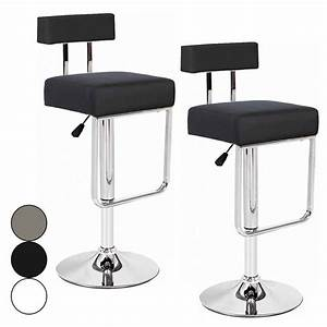 Tabouret De Bar Cuir : tabouret bar simili cuir ~ Dailycaller-alerts.com Idées de Décoration