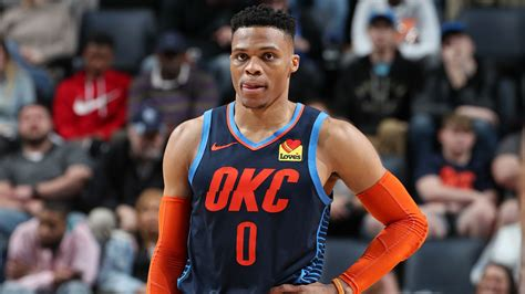 Nba Playoffs 2019 Thunders Russell Westbrook Shrugs Off