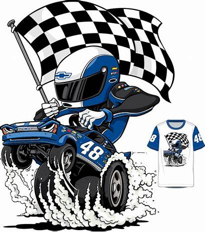 Shirt Racing Nascar Designs Behance Shirts