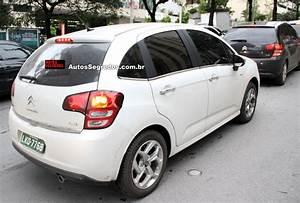 Novo Citro U00ebn C3 Roda Sem Disfarces Pelo Brasil  U2013 All The Cars