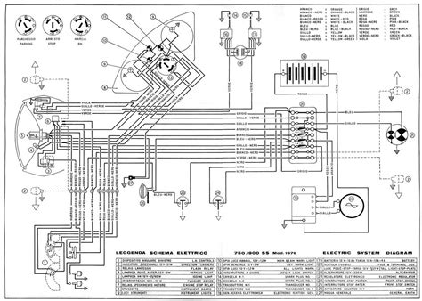 2000 Ducati St2 Wiring Diagram by Ducatimeccanica For Vintage And Classic Ducati