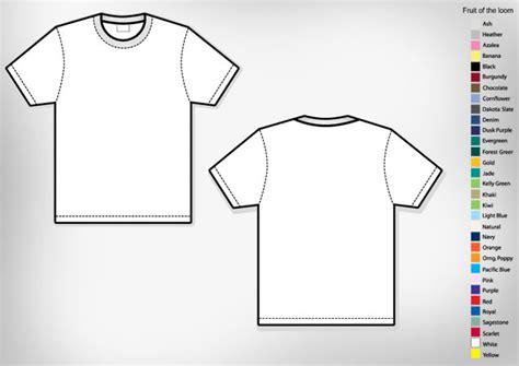 29 wonderful T Shirt Design Template Front