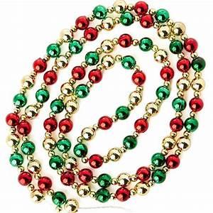 Mini, Beaded, Christmas, Tree, Garland, -, Christmas, Garlands, -, Christmas, And, Winter