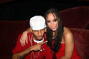 Alicia Keys and Swizz Beats Dating Publicly First Class