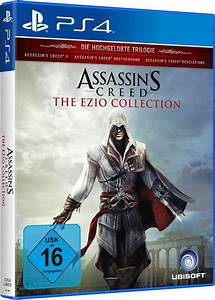 Assassin´s Creed Ezio Collection PlayStation 4 | OTTO