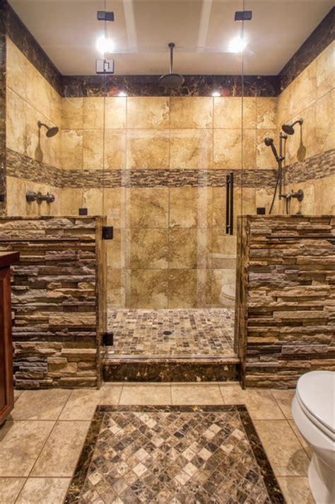 hisher master shower bathroom bathroom