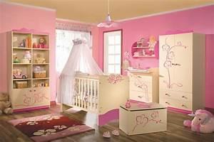 Babyzimmer Für Mädchen : 101 babybetten ideen f r jungen und f r m dchen ~ Sanjose-hotels-ca.com Haus und Dekorationen