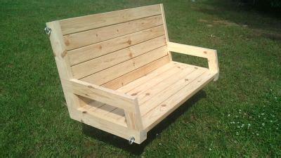 porch swing  plans diy wood projects pinterest