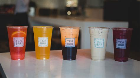 teas items  prove restaurants  upping  tea