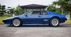 Lotus Esprit Turbo : 1981 lotus esprit turbo get one while you can still afford it petrolicious ~ Medecine-chirurgie-esthetiques.com Avis de Voitures