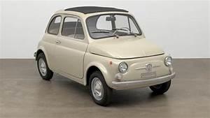El Moma Expondr U00e1 Esta Primavera Un Fiat 500 Serie F Como