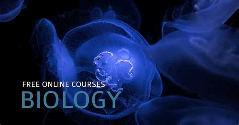 Biology Online Courses with free Video Lectures from top ...