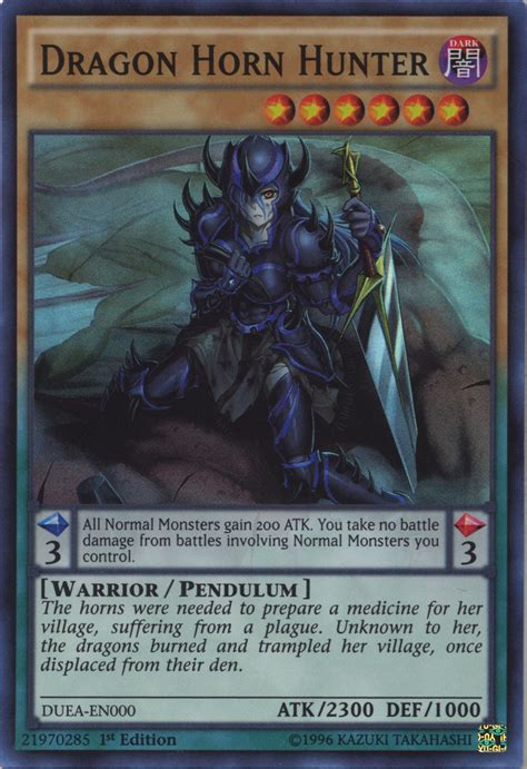 Dragon Horn Hunter Yu Gi Oh Fandom Powered By Wikia