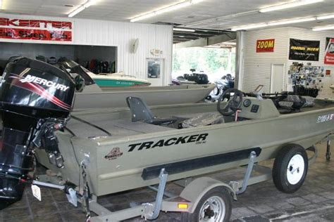 Tracker Boats For Sale In Georgia by Tracker 1754 Grizzly Boats For Sale In Georgia