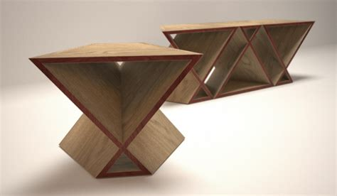 flat pack table awesome flat pack table by tom fereday digsdigs