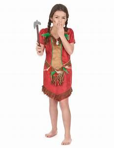 Faschingskostüme Kinder Mädchen : rotes indianerin kost m f r m dchen kost me f r kinder und g nstige faschingskost me vegaoo ~ Frokenaadalensverden.com Haus und Dekorationen