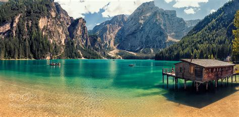 Photograph Braies Lake By Giorgio Galano On 500px