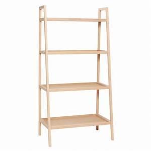 Etagere Chene Clair : hubsch etagere scandinave bois 4 niveaux ch ne clair 880312 ~ Edinachiropracticcenter.com Idées de Décoration