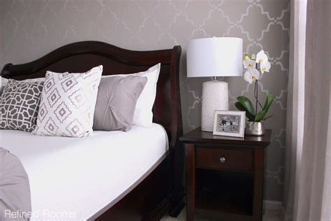Master Bedroom Makeover by Master Bedroom Makeover Reveal My Home Refresh Refined