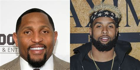 Ray Lewis Rips Odell Beckham Jr. For Putting Himself
