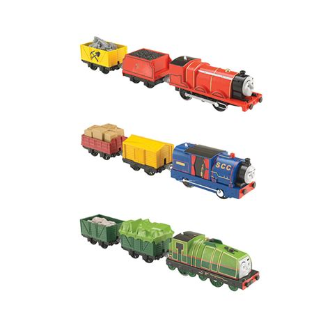 100 thomas tidmouth sheds trackmaster instructions