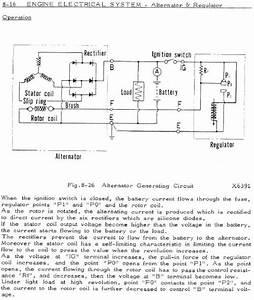 Voltage Regulator Adjustment     Who Did It