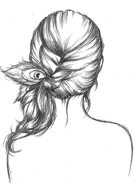 Best Peacock Feather Drawing Ideas And Images On Bing Find What