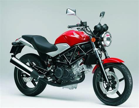 Revised Honda Vtr250 Roadster Announced For Europe