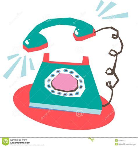 Phone Ringing Royalty Free Stock Photography - Image: 21542257