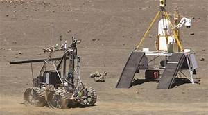 Canada Drills for Role in International Moon, Mars ...