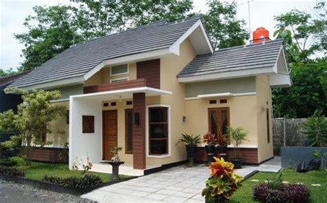 desain rumah cantik asri sederhana  home pinterest