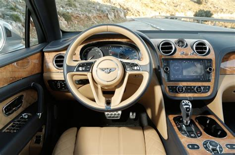 bentley bentayga review review autocar