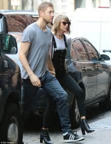 Calvin Harris and Taylor Swift Instagram